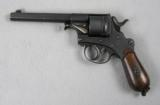 Dutch Model 1873 D.A. 9.4mm Revolver