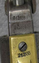 Colt 1849 Pocket Revolver Made 1863 - 7 of 10