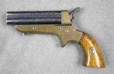 Tipping & Lawden 30 Rimfire Sharps Patent, Cased Pepperbox - 2 of 6