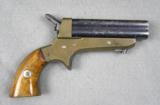 Tipping & Lawden 30 Rimfire Sharps Patent, Cased Pepperbox - 3 of 6