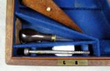 Tippings & Lawden 30 Rimfire Sharps Patent Cased Pepperbox - 4 of 8