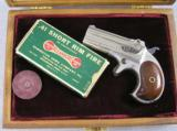 Remington Type 1 No. 2 41 Rim Fire With Ammo & Case