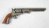 Colt 1851 Navy Brevete 36 Caliber Made With Colt Parts