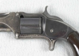 S&W Model No. 1-1/2 First Issue 32 Revolver, Lots of Blue - 4 of 6