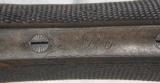 Colt 1883 12 Gauge Double Barrel Shotgun Grade 1½ - 4 of 18