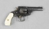 S&W 38 D.A. Third Model With Ivory Grips - 1 of 7