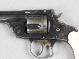 S&W 38 D.A. Third Model With Ivory Grips - 3 of 7