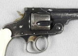 S&W 38 D.A. Third Model With Ivory Grips - 4 of 7
