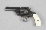 S&W 38 D.A. Third Model With Ivory Grips - 2 of 7