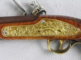 Andrew Jackson Commemorative Pistol 14-Kt Gold Edition - 8 of 19