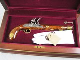 Andrew Jackson Commemorative Pistol 14-Kt Gold Edition