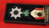 Japanese Wakizashi Pilots Sword, Leather Flying Hat, Flag - 11 of 24