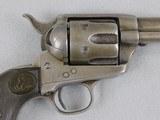 "Colt S.A. Army 41 Colt Made 1890 4.75"" Barrel - 4 of 9"