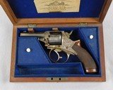 Tranter Patent .380 D.A. Revolver By Henry Egg - 1 of 11