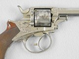 Tranter Patent .380 D.A. Revolver By Henry Egg - 7 of 11
