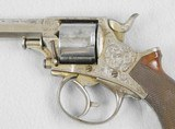 Tranter Patent .380 D.A. Revolver By Henry Egg - 8 of 11