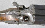 """I. Hollis & Sons .577 2-3/4"""" B.P.E. Under Lever Double Rifle - 7 of 18"""