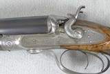 """I. Hollis & Sons .577 2-3/4"""" B.P.E. Under Lever Double Rifle - 11 of 18"""