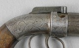Allen's Patent Pepperbox, Worcester Made 32 Caliber - 4 of 9