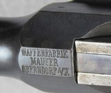 Mauser Pistol_Antique 1896 Cone Hammer - 9 of 9