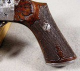 French D.A. folding trigger Pinfire Revolver - 5 of 8