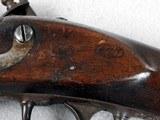 Nathan Starr & Son, 1817 US Flintlock Rifle - Starr Sun Burst Trademark - 7 of 8