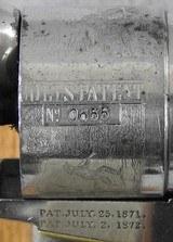 """Colt 4-1/2"""" 38 Rimfire Octagon Barrel Revolver - 9 of 10"""