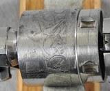 """Colt 4-1/2"""" 38 Rimfire Octagon Barrel Revolver - 5 of 10"""