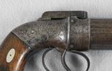 Allen's Patent Pepperbox, 32 Caliber 1837 Patent - 4 of 9