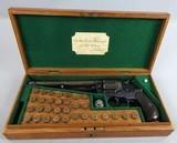 """Colt 1878 D.A. Revolver Cased 7.5"""" Barrel, Blue"""