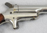 Colt Third Model Deringer 41 Rimfire 82% Nickel - 3 of 6