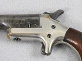 Colt Third Model Deringer Blue & Nickel Finish - 3 of 7