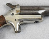 Colt Third Model Deringer Blue & Nickel Finish - 4 of 7