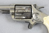 Colt New Line Etched Panel 38 With Ivory Grips - 3 of 8
