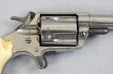 Colt New Line Etched Panel 38 With Ivory Grips - 4 of 8