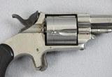 Forehand & Wadsworth 38 Bull Dog Spur Trigger Revolver - 4 of 9