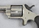 Forehand & Wadsworth 38 Bull Dog Spur Trigger Revolver - 3 of 9