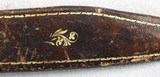 """Manson Sheffield Bowie Etched 6 3/4"""" Blade - 8 of 10"""