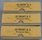 Winchester .38 Short Rimfire Green Label - 3 of 4