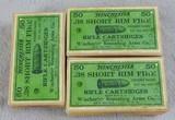 Winchester .38 Short Rimfire Green Label