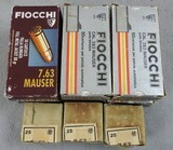 Mauser Ammo 7.63, 415 Rounds Total Plus 4 Mauser Stripper Clips - 2 of 5