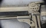 Tranter Model 1868 D.A. .380 Five Shot Revolver - 6 of 9