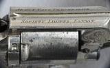 Tranter Model 1868 D.A. .380 Five Shot Revolver - 5 of 9