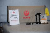 Ruger Charger with bipod, 22 long rifle - 1 of 3