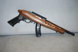 Ruger Charger with bipod, 22 long rifle - 2 of 3