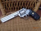 """Colt King Cobra 6"""" Barrel .357 mag"""