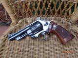 """Smith & Wesson Model 29-3 .44 mag w/ 4"""" barrel"""