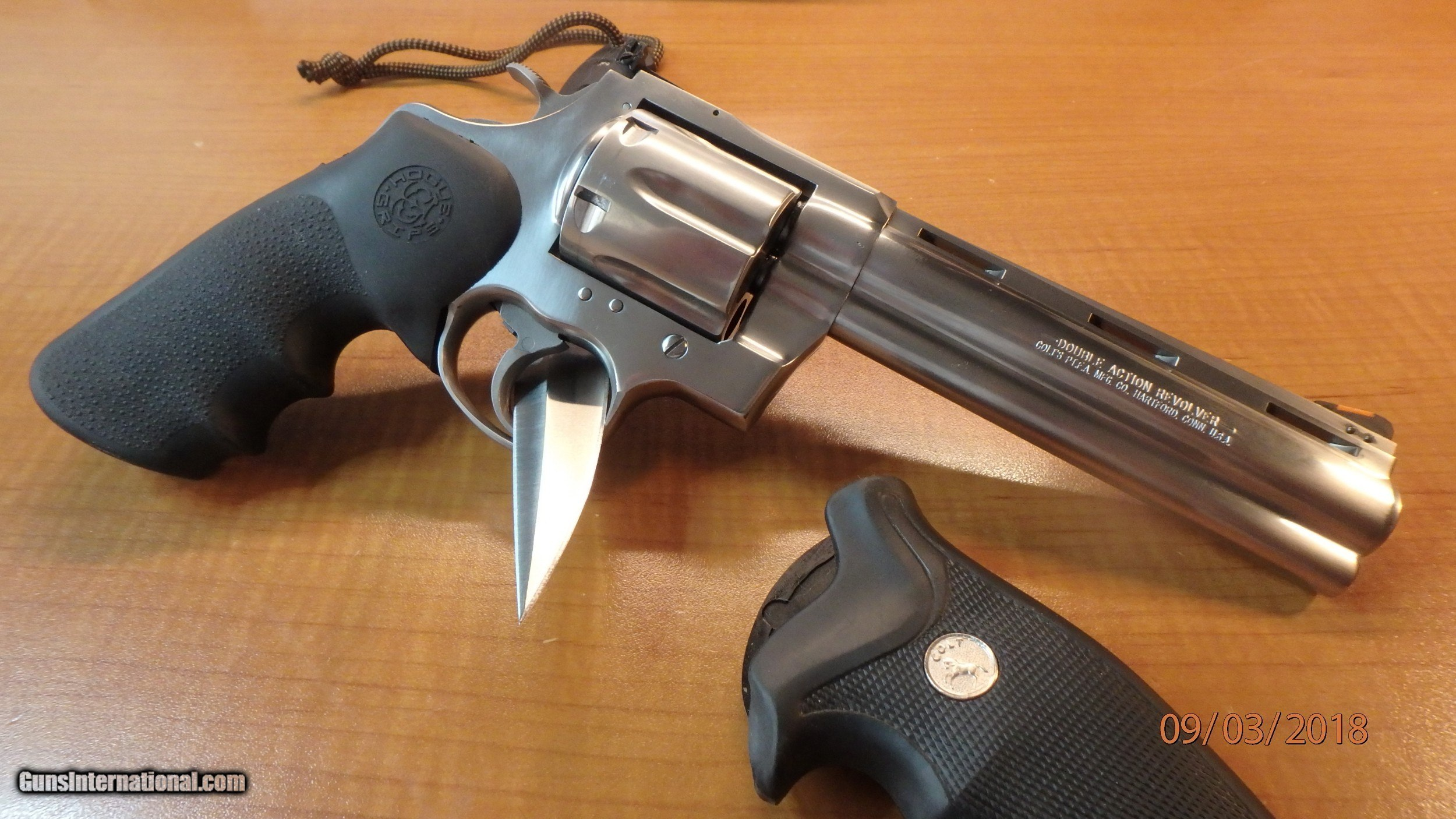 Colt Anaconda 45 Cal  Colt