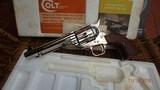 "Colt Single Action Army .44 Special w/5.5"" Barrel / Nickel - 6 of 9"