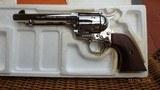 "Colt Single Action Army .44 Special w/5.5"" Barrel / Nickel - 2 of 9"